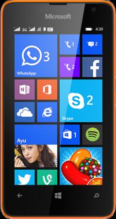 Мобильный телефон Microsoft Lumia 430 DS Orange