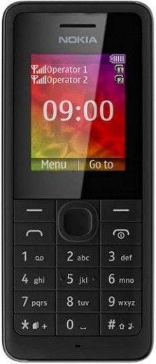 Мобильный телефон Nokia 107 Black