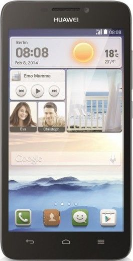 Мобильный телефон Huawei Ascend G630-U10 DualSim Black