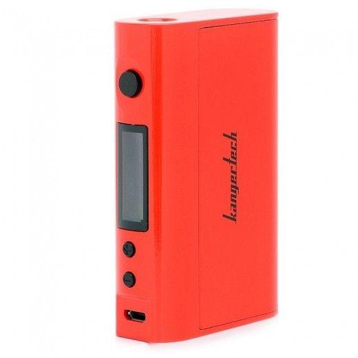 Батарейный мод Kangertech KBOX 200W TC RED (KRKB200TCW4)
