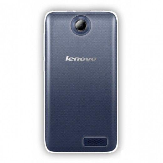 Чехол GlobalCase TPU Extra Slim для Lenovo A526 Clear (1283126461873)
