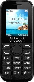 Мобильный телефон Alcatel 1052D Black