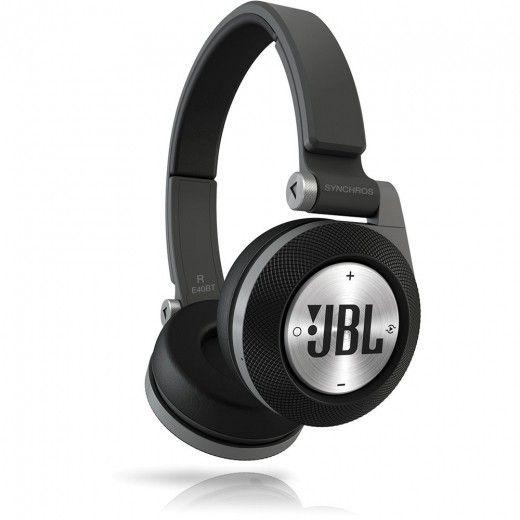 Навушники JBL Synchros E40BT Black (E40BTBLK)