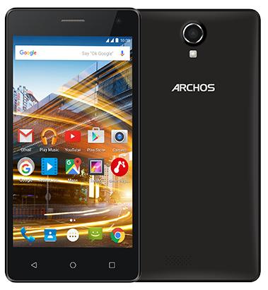 Смартфон Archos 50D Neon Black