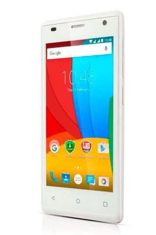 Мобильный телефон Prestigio 3458 DUO Wize O3 White