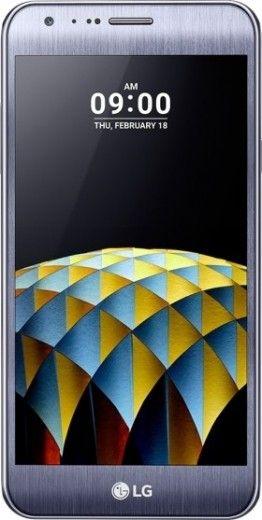 Мобильный телефон LG K580 X cam Dual Titan (LGK580DS.ACISTS)