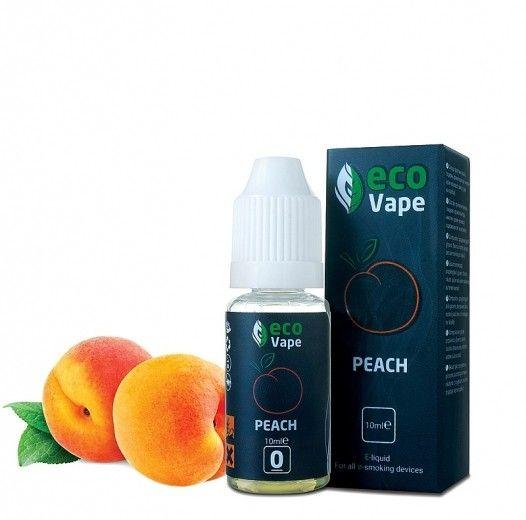 Жидкость для электронных сигарет ECO Van Vape Peach 0 мг/мл