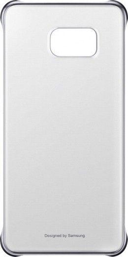 Чехол Samsung Clear Cover для Samsung Galaxy S6 edge+ Silver (EF-QG928CSEGRU)