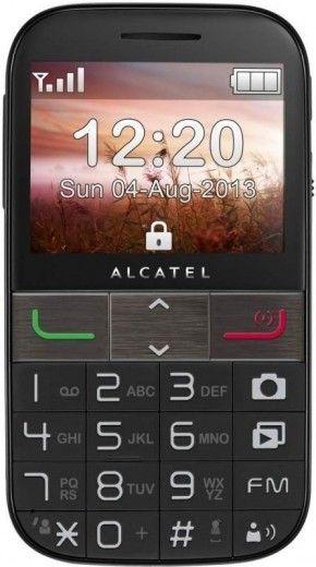 Мобильный телефон Alcatel One Touch 2001X Black