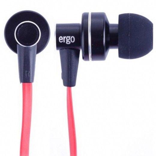 Навушники Ergo ES-900 Black