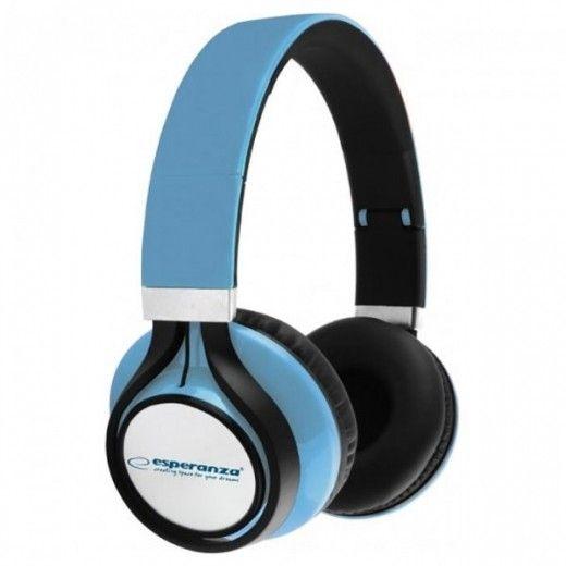 Навушники Esperanza EH159B Blue
