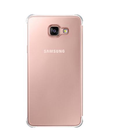 Чехол-книжка Samsung A710 EF-ZA710CZEGRU Pink Gold