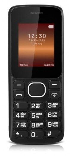 Мобильный телефон Prestigio 1170 Black