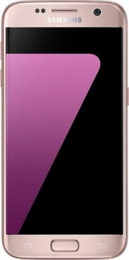 Мобильный телефон Samsung Galaxy S7 Duos G930 (SM-G930FEDUSEK) Pink Gold