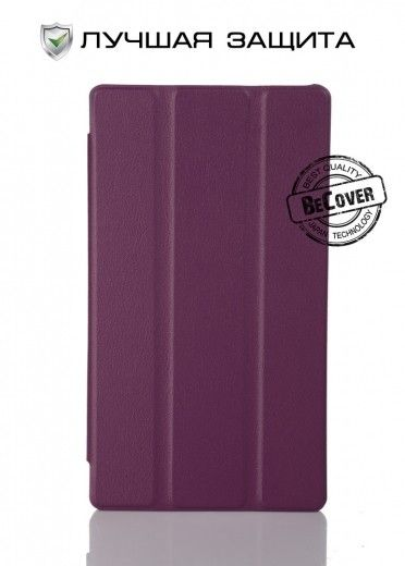 Чехол-книжка BeCover Smart Case для Lenovo Tab 2 A7-30 Purple