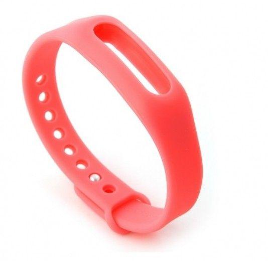 Ремешок для браслета Xiaomi MiBand Pink