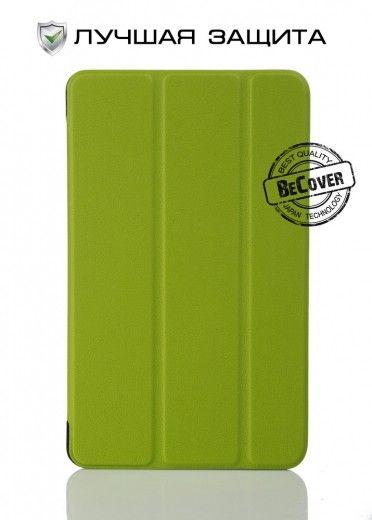 Чехол-книжка BeCover Smart Case для Acer W1-810 Green