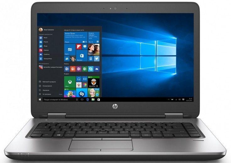 Ноутбук HP ProBook 640 (V1C87ES)