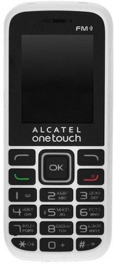 Мобильный телефон Alcatel One Touch 1040D White
