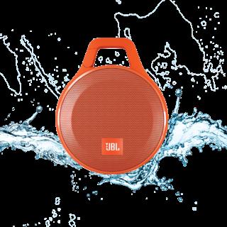 Портативная акустика JBL Clip+ Orange (CLIPPLUSORG)