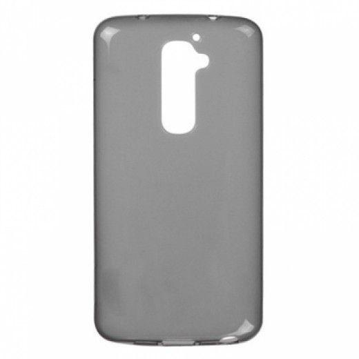 Чехол GlobalCase (TPU) для LG G2 Black