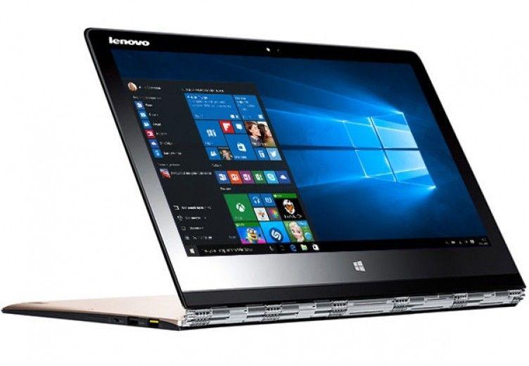 Ноутбук Lenovo Yoga 3 Pro (80HE016EUA) Gold