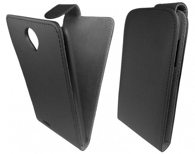 Чехол GlobalCase (Flip) для Lenovo S820 Black