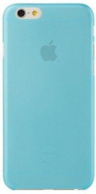 Накладка Ozaki O!coat-0.3-Jelly для iPhone 6 Blue (OC555BU)