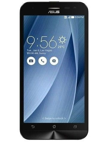 Мобильный телефон ASUS ZenFone 2 Laser (ZE500KG-6J095WW) Silver