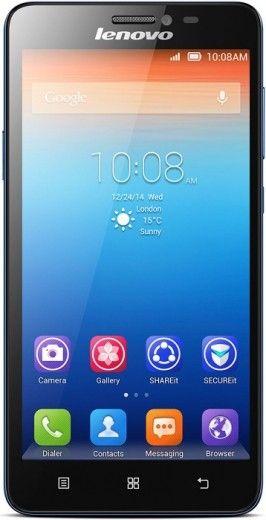 Мобильный телефон Lenovo IdeaPhone S850 Dark Blue
