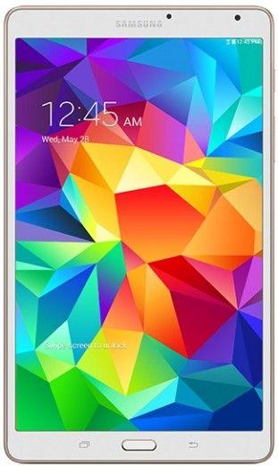 Планшет Samsung Galaxy Tab S 8.4 16GB Dazzling White (SM-T700NZWASEK)