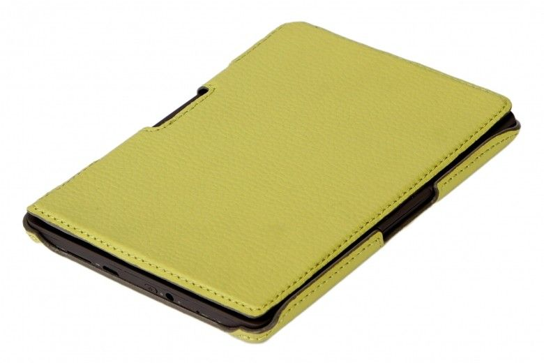 Чехол AIRON CaseBook для AIRBOOK City Base/LED green