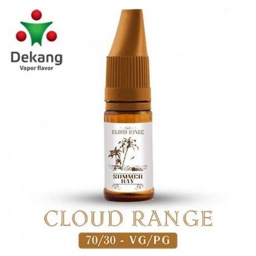 Жидкость для электронных сигарет Dekang Cloud Range «Summer Ray» 0 мг/мл