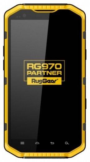 Мобильный телефон RugGear RG970 Partner Black