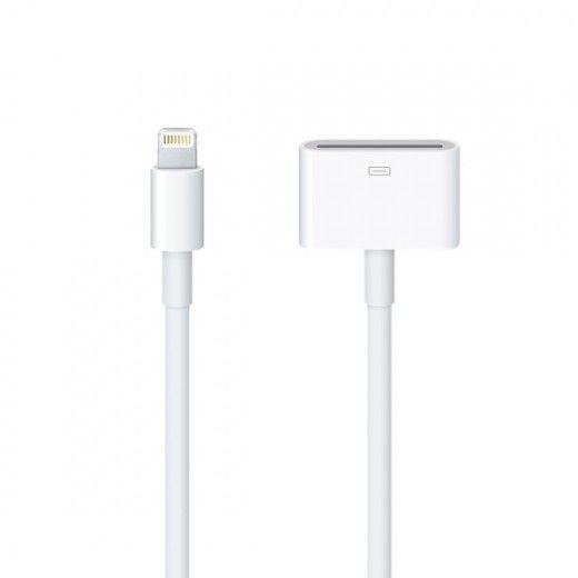 Адаптер Lightning to 30-pin для Apple iPad 0.2м (MD824ZM)