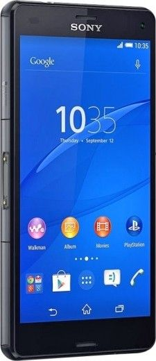 Мобильный телефон Sony Xperia Z3 Compact D5803 Black