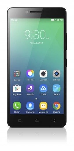 Мобильный телефон Lenovo A6010 Pro Black