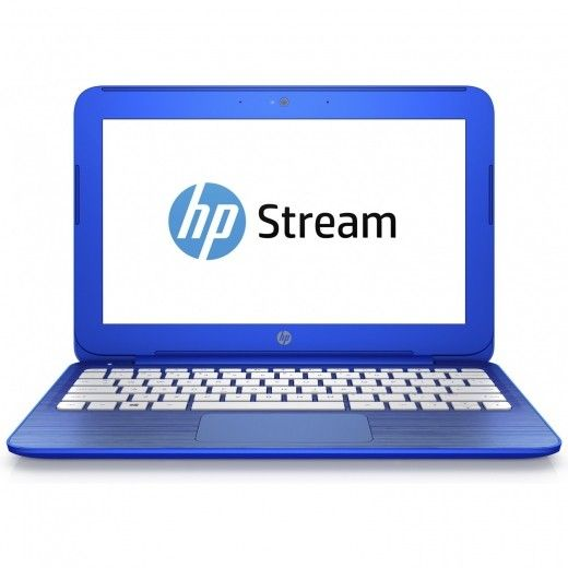 Ноутбук HP Stream 11-r000ur (N8J54EA) Blue