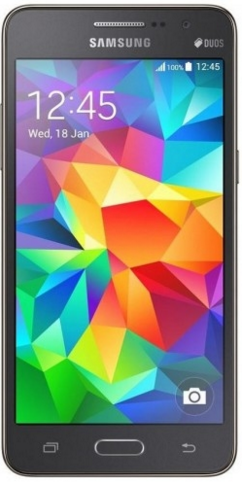 Мобильный телефон Samsung Galaxy Core Prime SM-G361H Charcoal Grey