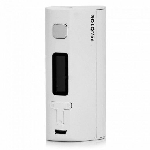 Батарейный мод iJoy Solo Mini 75W White (IJSM75WWT)