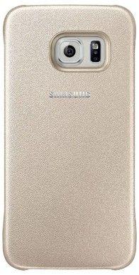 Накладка Samsung Zero S6 для Samsung Galaxy S6 Gold (EF-YG920BFEGRU)