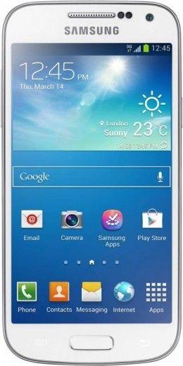 Мобильный телефон Samsung I9190 Galaxy S4 Mini White