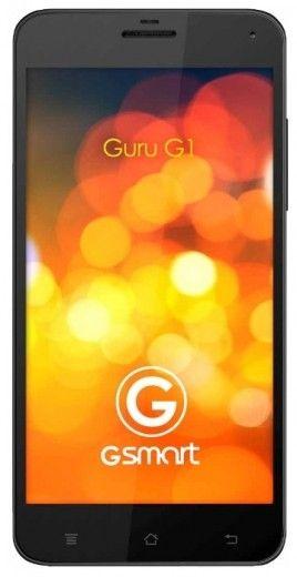 Мобильный телефон Gigabyte GSmart Guru G1 Black