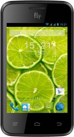 Мобильный телефон Fly IQ434 Era Nano 5 Black
