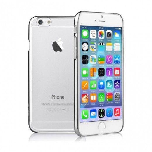 Бампер Devia для iPhone 6 Glimmer Silver (a-3536)