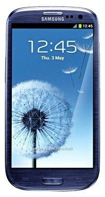 Мобильный телефон Samsung Galaxy S III I9300i Marble Blue