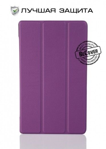 Чехол-книжка BeCover Smart Case для Asus ZenPad 8 Z380 Purple