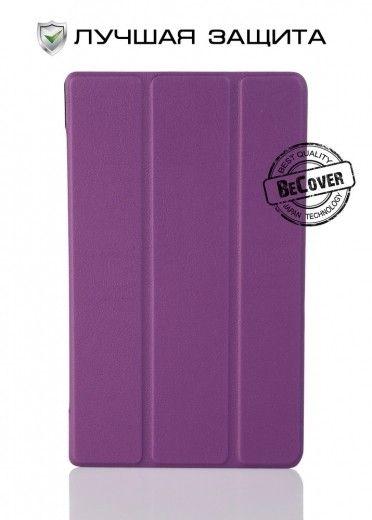 Чехол-книжка BeCover Smart Case для Asus ZenPad 8 Z380 Purple