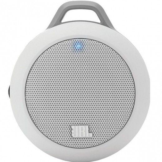 Портативная акустика JBL Micro Wireless White (JBLMICROWWHT)