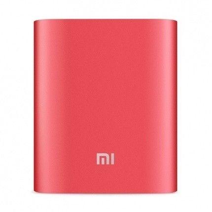 Портативная батарея      Xiaomi Power Bank 10400mAh (NDY-02-AD) Red